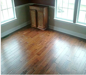 Suburban Floors Specializes in Hardwood Floors