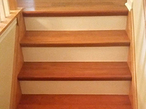 Custom Staircases by Surburban Floors